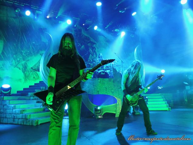 Aux portes du metal chronique du concert de amon amarth testament grand magus 07 - Aux portes du metal ...