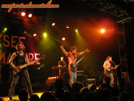 Live Report - Pain Of Salvation