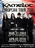 Live Report - Adagio/Leaves'Eyes/Kamelot