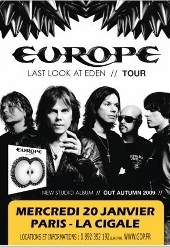 Live Report - Europe