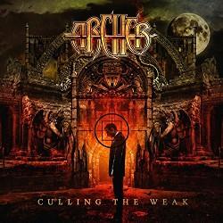 Aux portes du metal chronique d 39 album metal archer culling the weak heavy metal album review - Aux portes du metal ...
