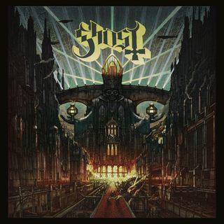 aux portes du metal chronique d 39 album metal ghost meliora hard rock occulte album review. Black Bedroom Furniture Sets. Home Design Ideas
