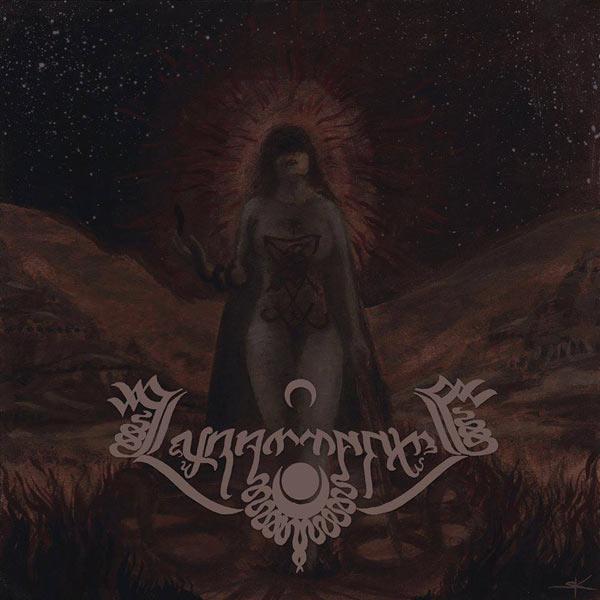 Aux portes du metal chronique d 39 album metal lunar mantra genesis black metal occulte et - Aux portes du metal ...