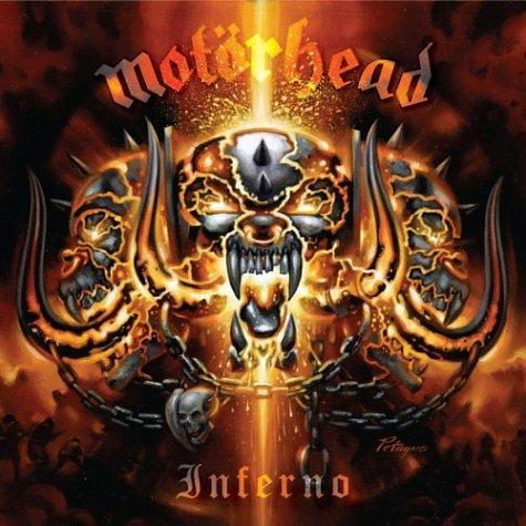 Aux portes du metal chronique d 39 album metal mot rhead inferno hard rock album review - Aux portes du metal ...