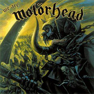 Aux portes du metal chronique d 39 album metal mot rhead we are mot rhead hard rock album review - Aux portes du metal ...