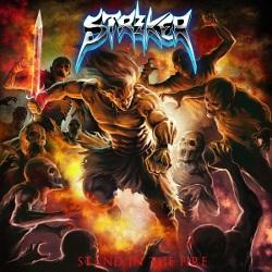 Aux portes du metal chronique d 39 album metal striker stand in the fire heavy metal album review - Aux portes du metal ...